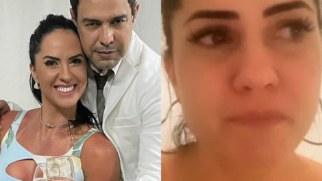 Graciele Lacerda é acusada de suposta macumba para Zezé - Foto: Reprodução