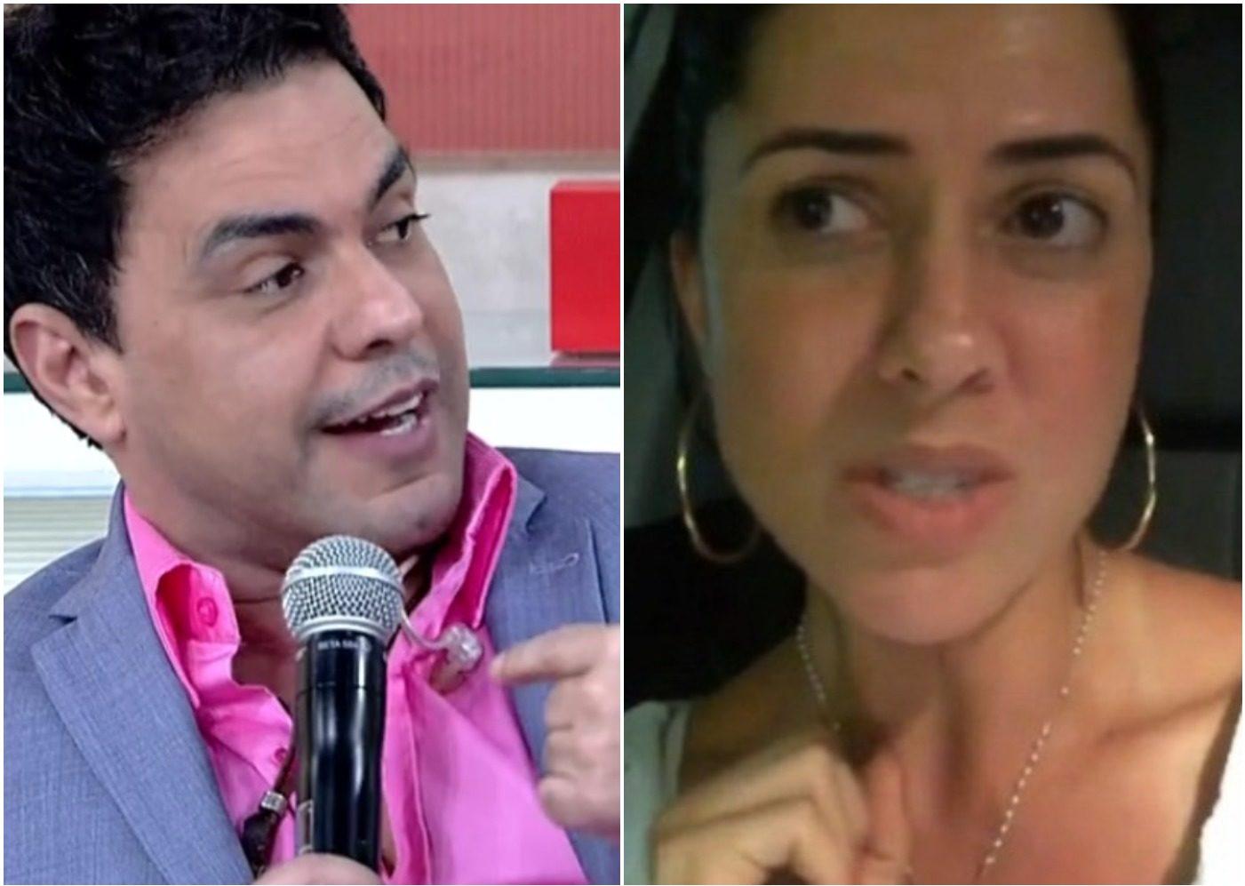 Graciele Lacerda é acusada de suposta macumba para Zezé - Foto: ReproduçãoDi Camargo é pai de Wanessa e marido de Graciele Lacerda (Reprodução)
