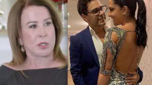 Zilu garante que não tem sentimentos ruins por Graciele Lacerda, atual de Zezé Di Camargo (Reprodução)