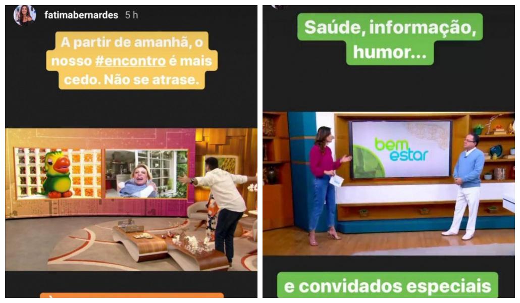 Fátima Fernandes engole programas da Globo (Foto: Reprodução)