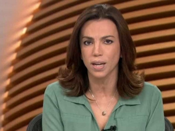 Bom Dia Brasil: Ana Paula Araújo (Foto: Reprodução)