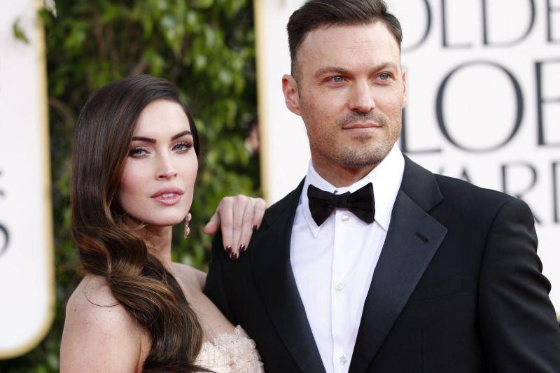 Brian Austin, marido de Megan Fox, anuncia separação em post no Instagram (Foto: Reprodução)