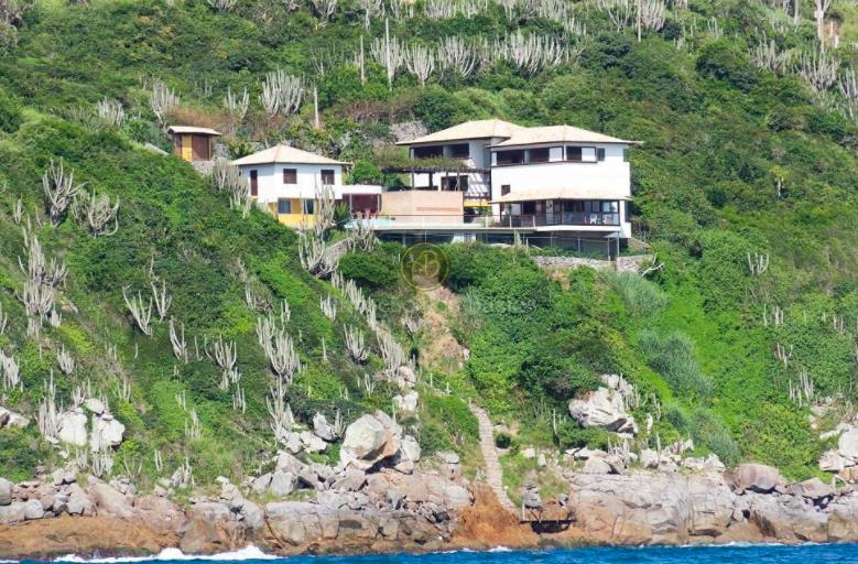 Mansão de Ana Maria Braga em Arraial do Cabo - Foto: Reprodução