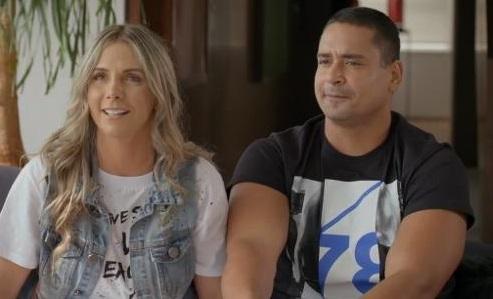 O famoso cantor de axé e sua esposa Carla Perez, Xanddy tem cachês penhorados por divida milionária (Foto: Reprodução)