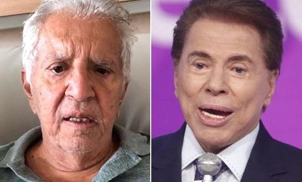 Carlos Alberto, Silvio Santos