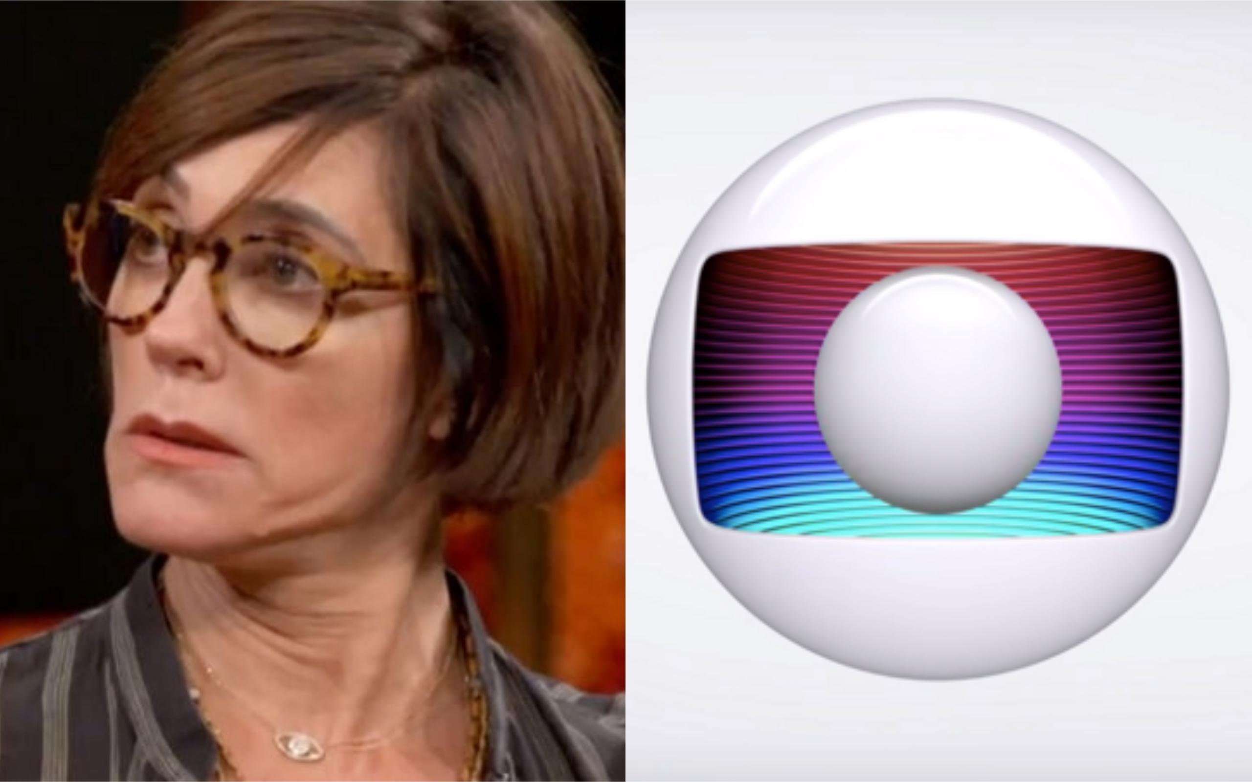 A atriz da Globo, Christiane Torloni (Foto: Divulgação)