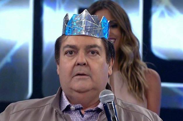 Globo: Apresentador Faustão está completando 70 anos de idade (Foto: Reprodução)