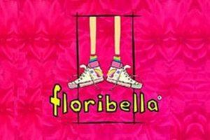 Logo da novela Floribella (Foto: Divulgação/Band)