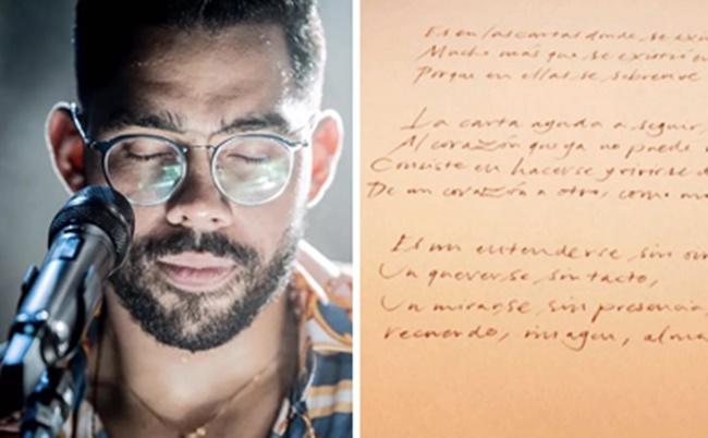 Gabriel Diniz teve carta psicografada divulgada (Foto: Montagem/TV Foco)