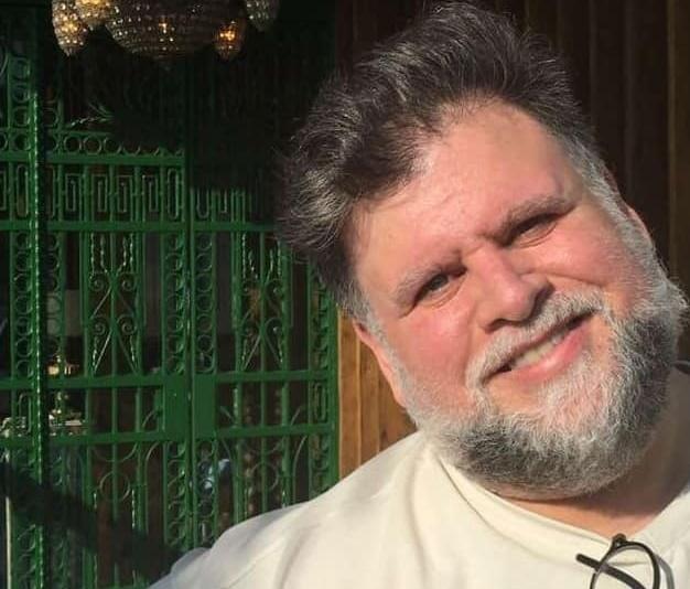 Ator morreu com suspeita de ter contraído o coronavírus (Foto: Reprodução)