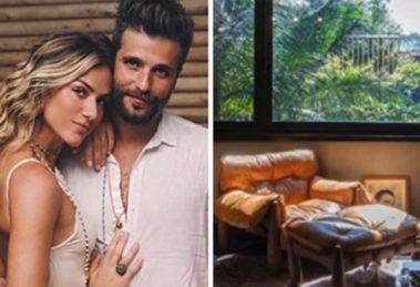 Giovanna Ewbank e Bruno Gagliasso colocaram imóvel à venda em São Paulo (Foto: Montagem/TV Foco)