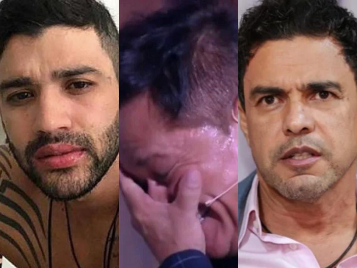 Vidente e sensitivas fazem previsões arrasadoras para Gusttavo Lima, Leonardo e Zezé Di Camargo (Foto: Reprodução/Montagem TV Foco)
