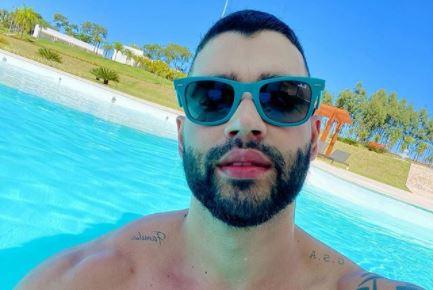O famoso cantor sertanejo, Gusttavo Lima teve o seu futuro escancarado (Foto: Reprodução/ Instagram)