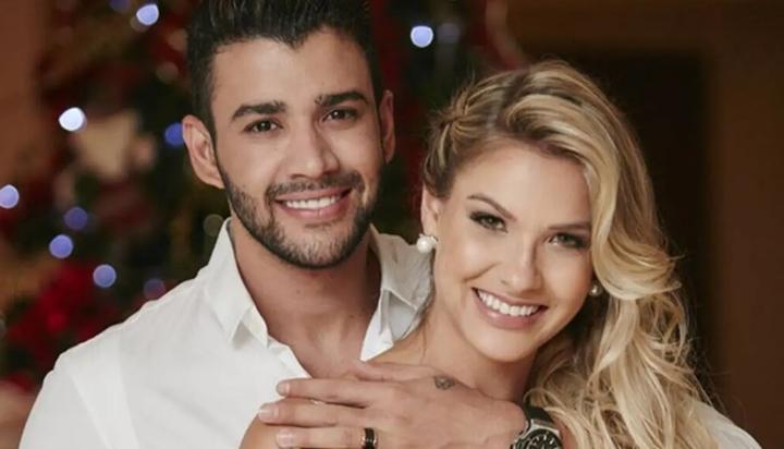 Andressa Suita é esposa de Gusttavo Lima. (Foto: Divulgação)