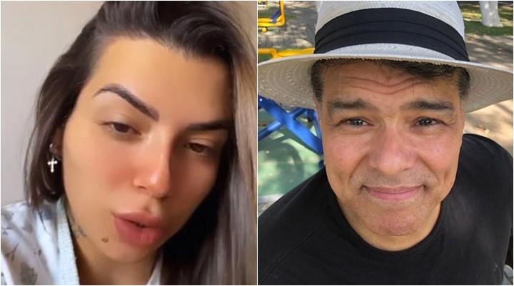Filha de Mauricio Mattar, Petra abriu o jogo sobre relação com o ator