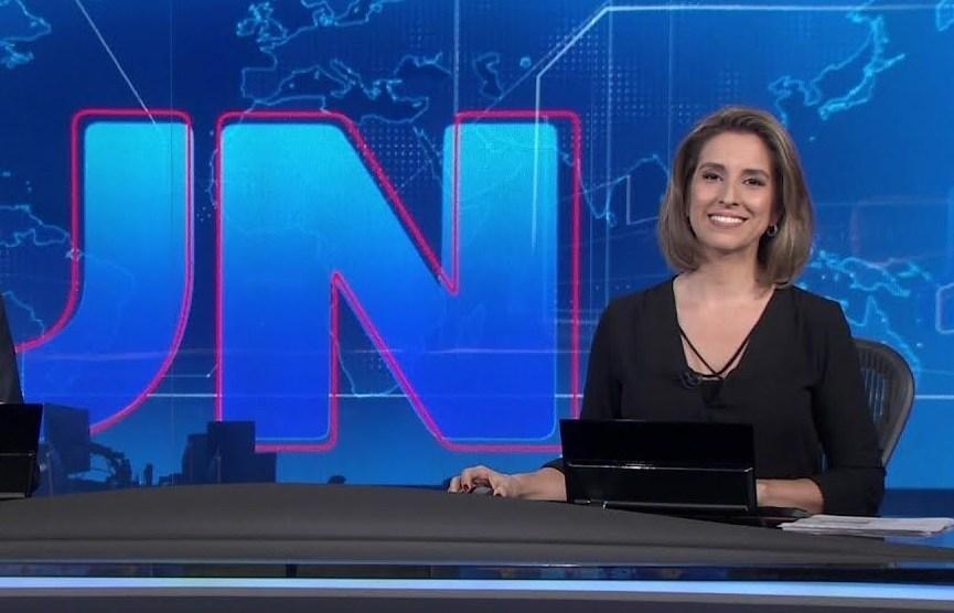 Apresentadora do Jornal Nacional da Globo foi diagnosticada com o novo Coronavírus (Foto: Divulgação)