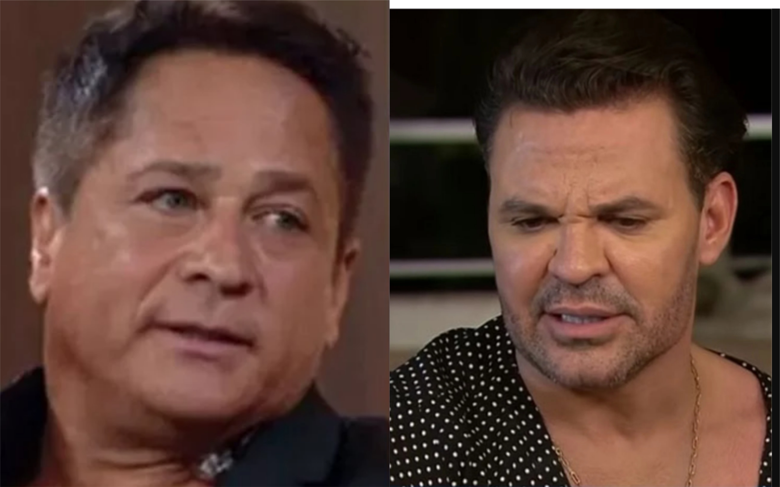 Leonardo e Eduardo Costa (Foto: Divulgação / TV Foco)