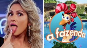 Lívia Andrade fala sobre possível participação em reality show (Foto: Montagem/TV Foco)