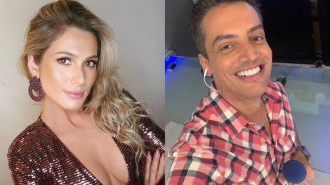 Leo Dias contou segredo de Lívia Andrade (Foto: Reprodução)