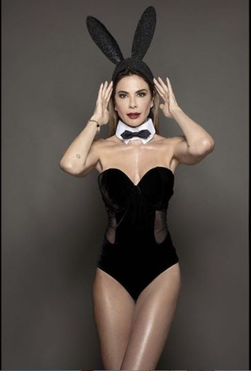 Apresentadora da RedeTV! brilha com fotos sensuais nas redes sociais (Foto: Reprodução)