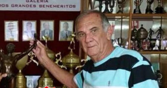 Ex-Jogador: Luís Alberto lutava contra o mal de alzheimer (Foto: Reprodução)
