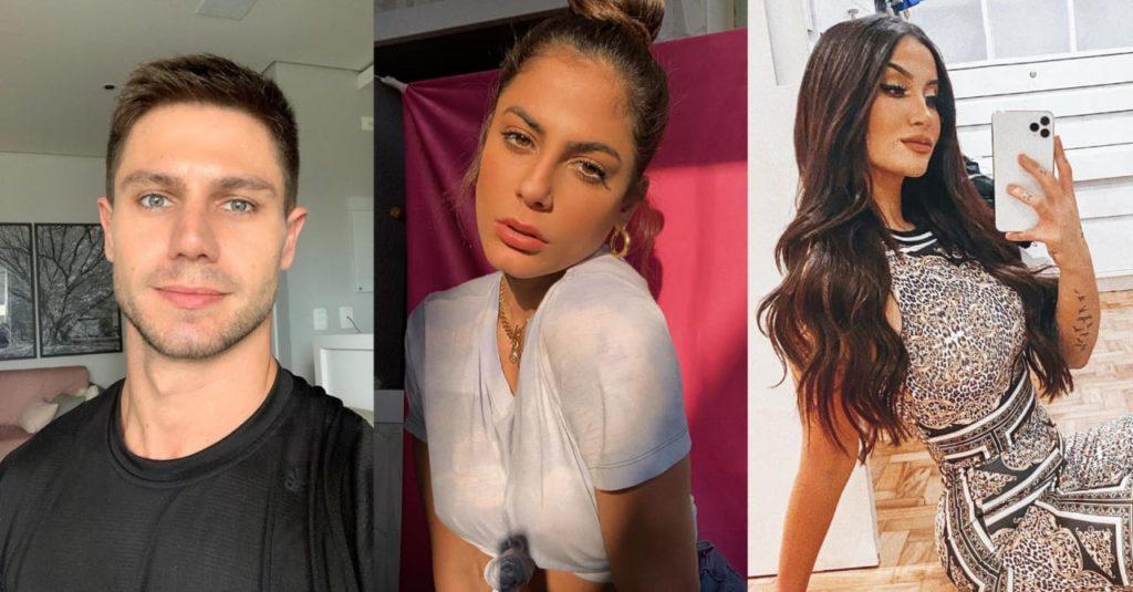 Em live com Gizelly Bicalho, Mari Gonzalez fala sobre shipper com Bianca Andrade (Foto: Reprodução/Instagram)