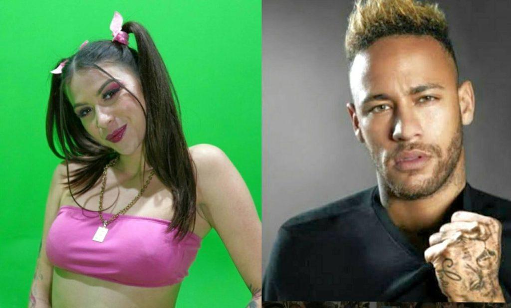 Funkeira revela ter ficado com Neymar e outros famosos casados (Foto: Reprodução)