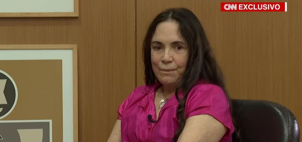 Regina Duarte não mais secretária especial da Cultura do Brasil (Foto: Divulgação)