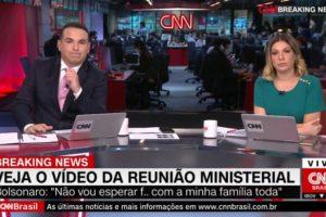 Daniela Lima reproduz palavrões ditos por Bolsonaro (Foto: Reprodução)