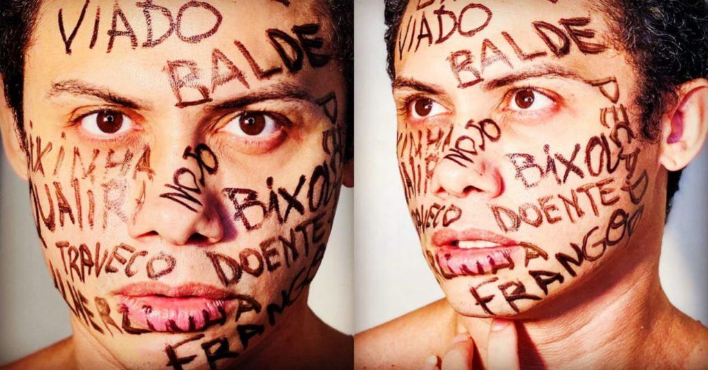 Silvero Pereira fala que já sofreu LGBTfobia na infância (Foto: Reprodução/Instagram)