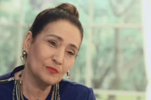 A apresentadora Sonia Abrão lamentou o fim de um programa (Foto: Reprodução)