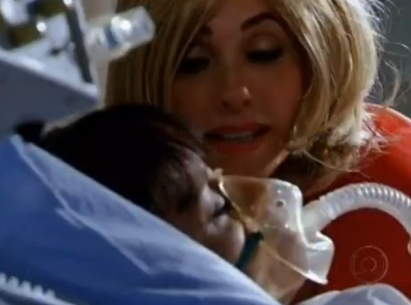 Tereza Cristina acorda Marcela para a sua morte