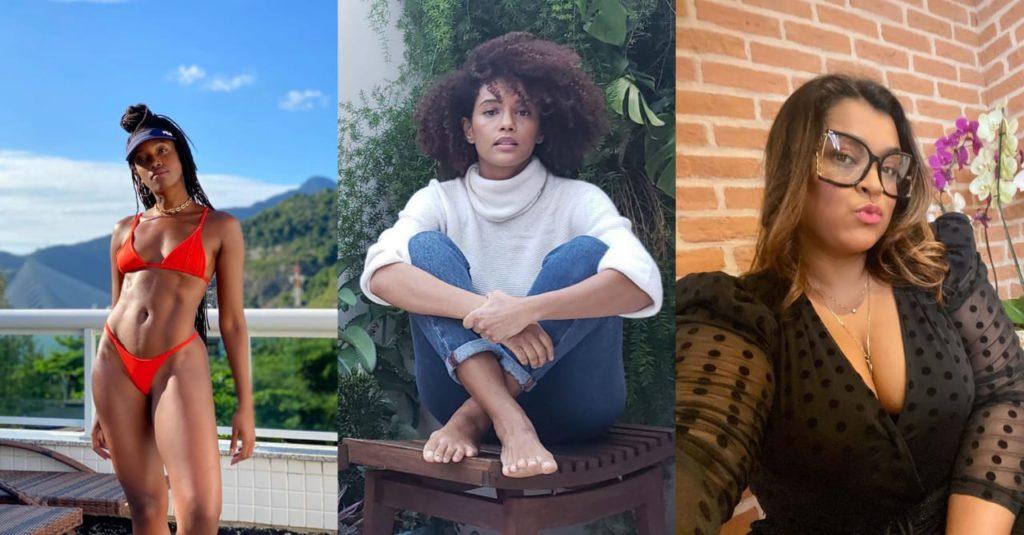 Thelma fala sobre amizade com Taís Araújo, Iza e Preta Gil (Foto: Reprodução/Instagram)