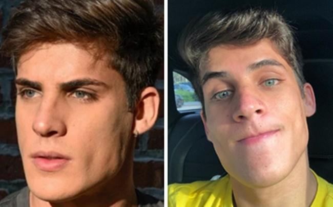 Tiago Ramos tem surtos expostos por ex-namorado (Foto: Montagem/TV Foco)