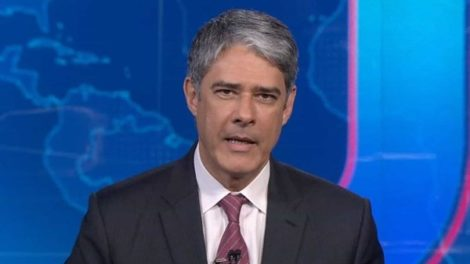 William Bonner no Jornal Nacional (Foto: Reprodução/Globo)