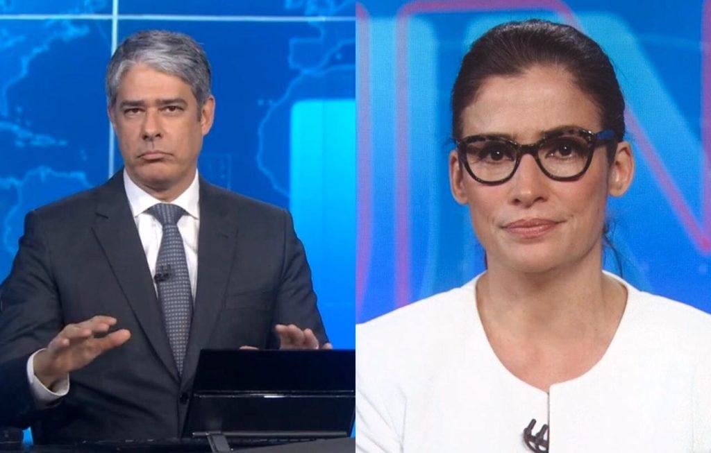 William Bonner, Renata Vasconcellos
