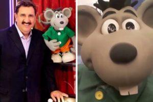 Intérprete do boneco Xaropinho teve a sua identidade revelada (Foto: Montagem/TV Foco)