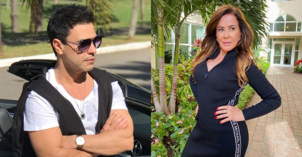 Zezé, da dupla Zezé di Camargo, conta motivo de casamento com Zilu (Foto: Reprodução/Instagram)