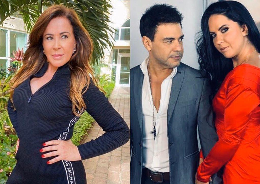 Zilu Godoi, Zezé Di Camargo, Graciele Lacerda