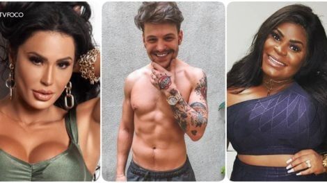Gracyanne Barbosa, Jojo Todynho e Saulo estarão na próxima edição de A Fazenda
