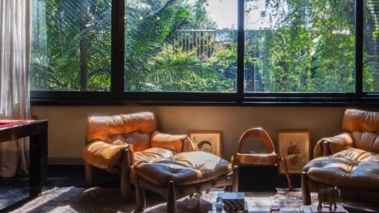 Apartamento de Bruno Gagliasso e Giovanna Ewbank (Foto: Reprodução)