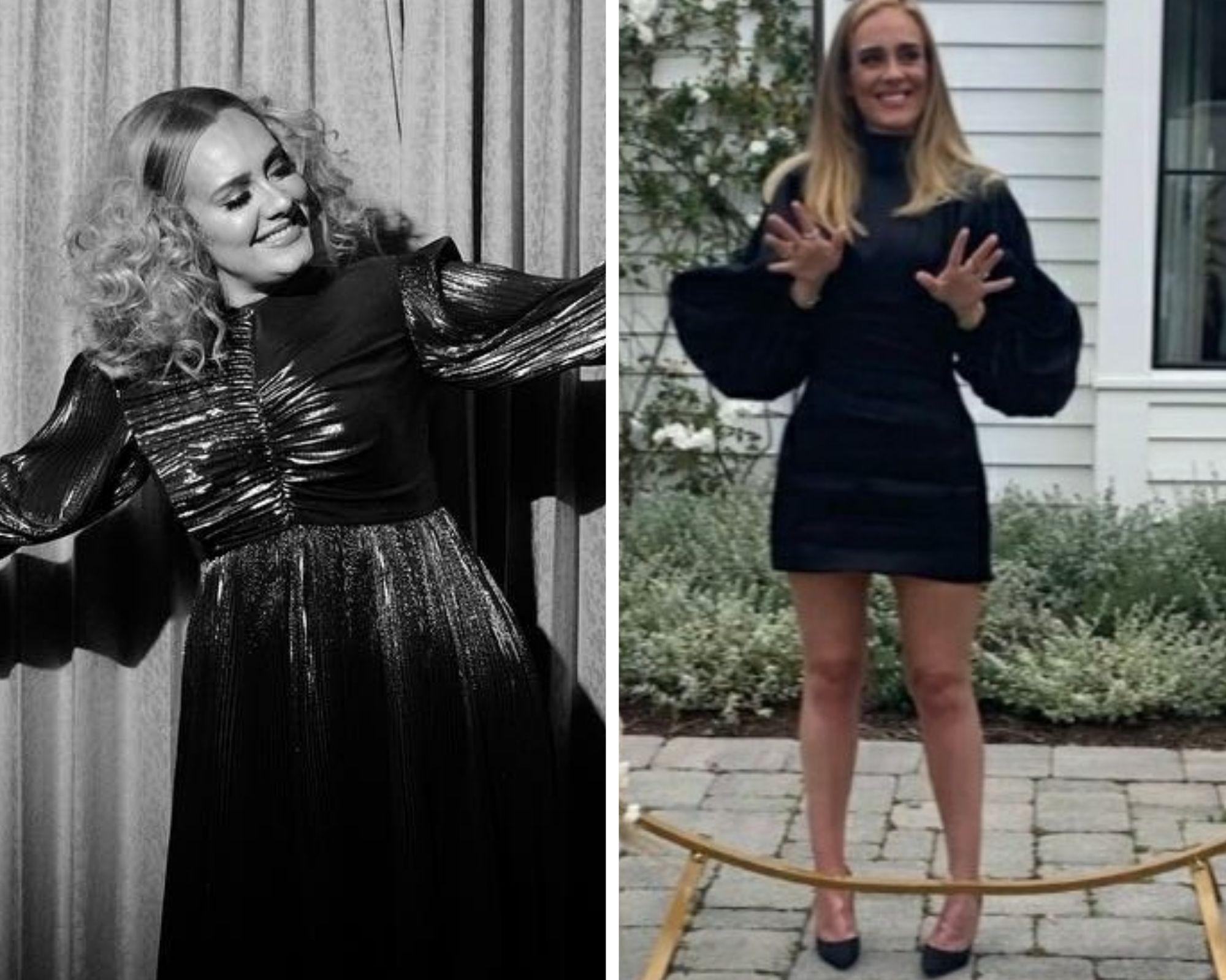 Personal trainer de Adele revela a dieta que cantora usou para perder 45kg (Foto: Reprodução)
