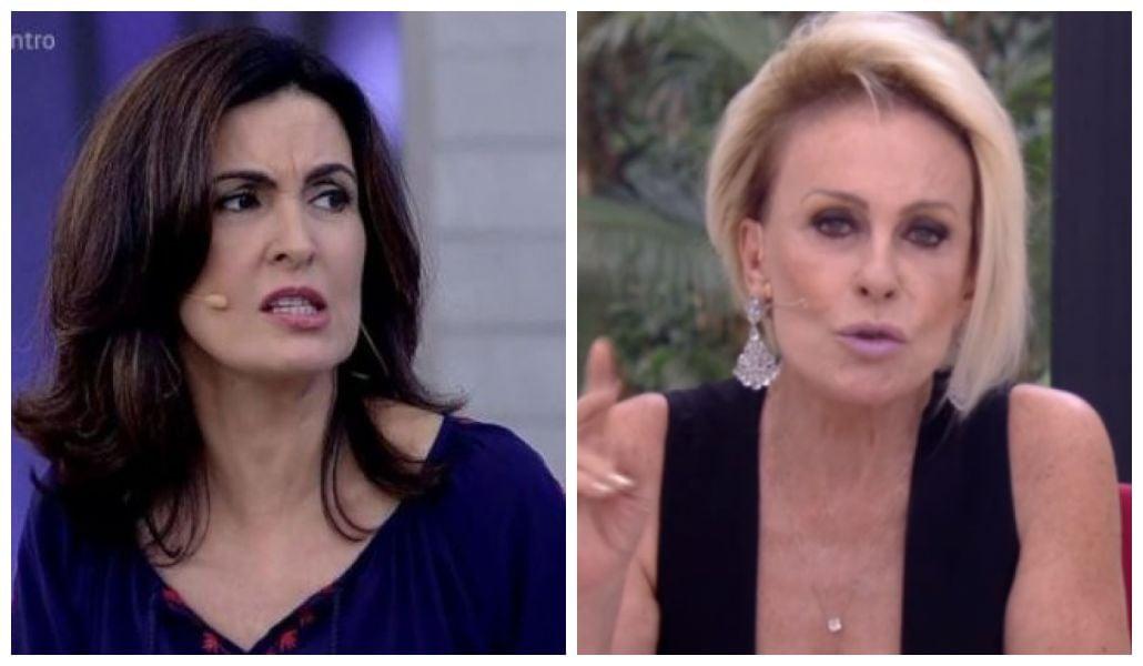 Fátima Bernardes e Ana Maria Braga estão em meio a impasse na Globo - Foto: Montagem
