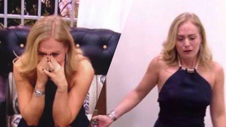 Angélica revela crise de choro durante pandemia (Montagem: TV Foco)