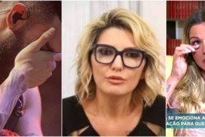 """Antonia Fontenelle relatou ter visto Andressa Suita """"triste"""" na época da separação de Gusttavo Lima"""