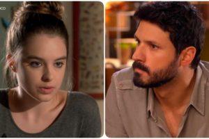 Raquel e Marcelo em As Aventuras de Poliana