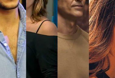 Atores da Globo e Record foram pegos em um grupo secreto: (Foto: simulação)