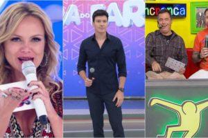 Eliana novamente humilhou Rodrigo Faro em audiência e o Encrenca explodiu na RedeTV! - Foto: Montagem
