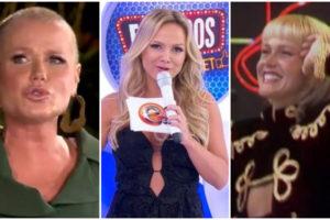 Confira como foi a audiência de Xuxa na Globo, na Record e de Eliana - Foto: Montagem