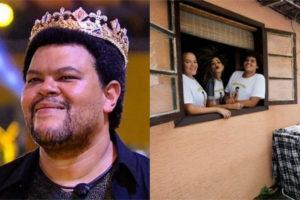 O ator Babu Santana vai se mudar para casa maior (Foto: Divulgação)